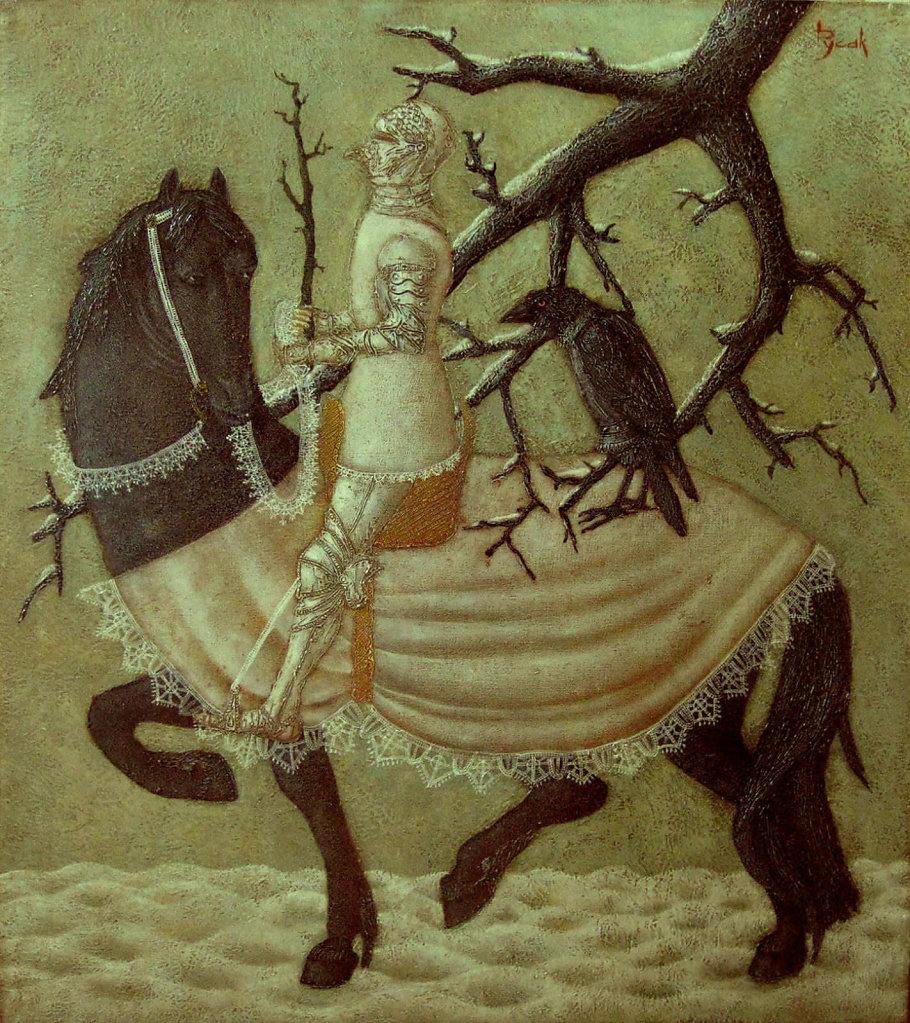 Рыцарь Зимы.